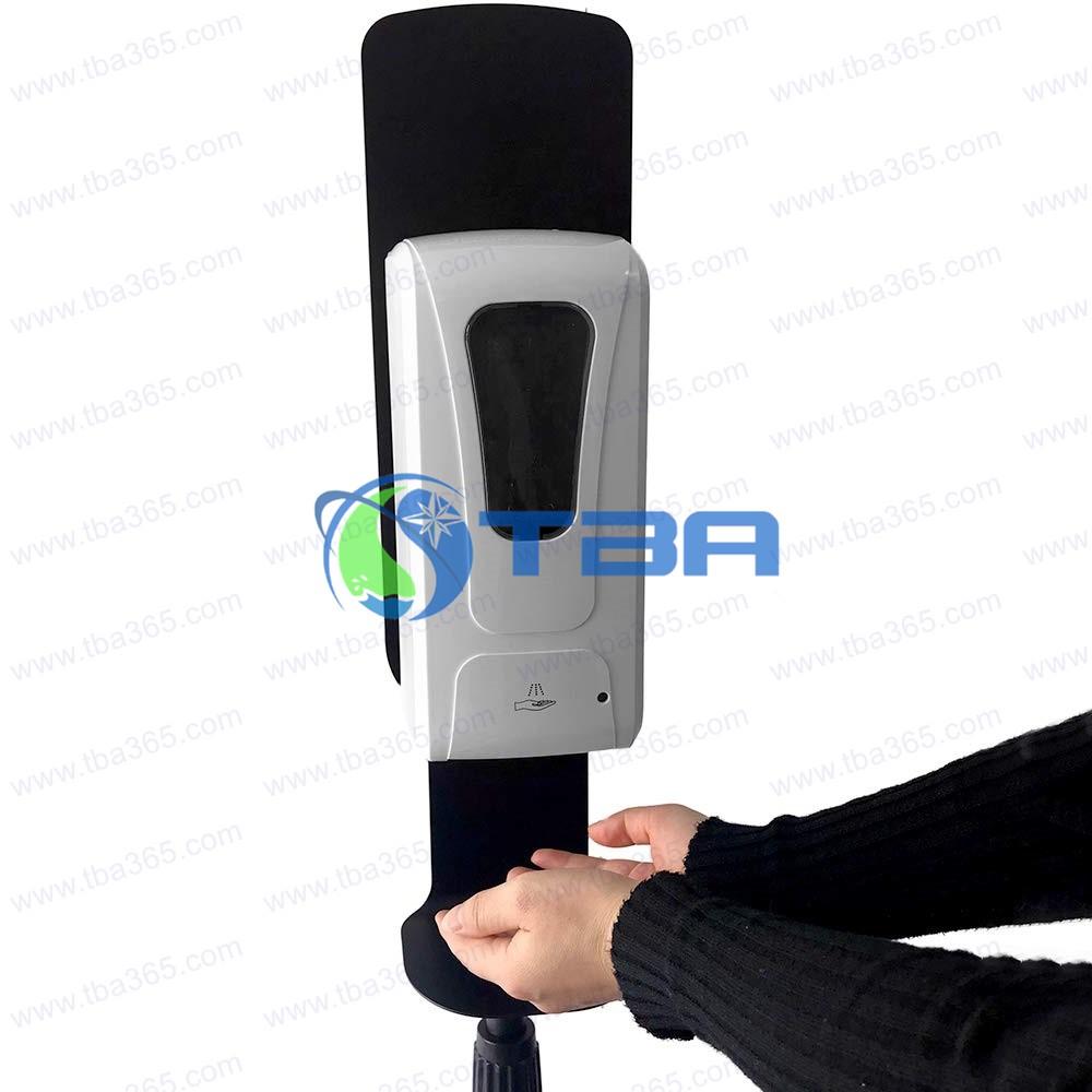 Sủ dụng bình nước rửa tay cảm ứng ASA100