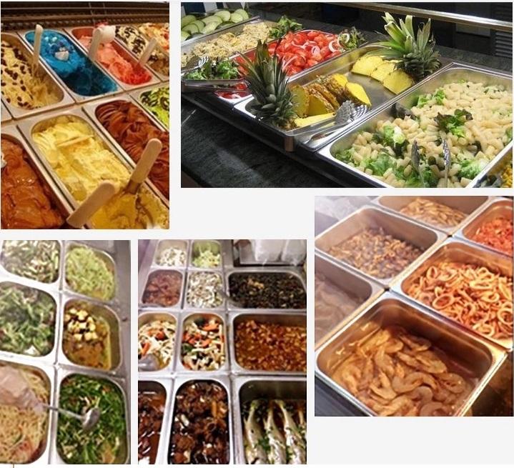 Khay thực phẩm cao cấp Á Châu