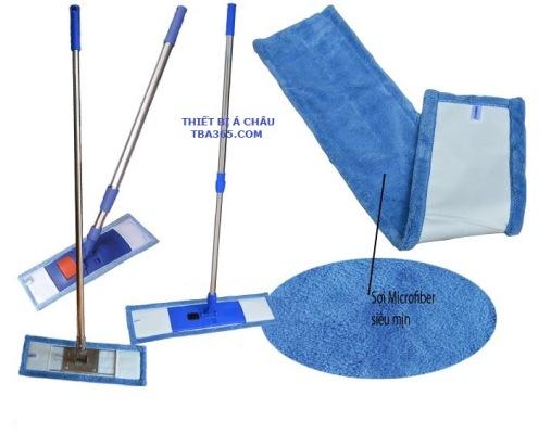 Tấm lau thay thế sàn nhà siêu sạch