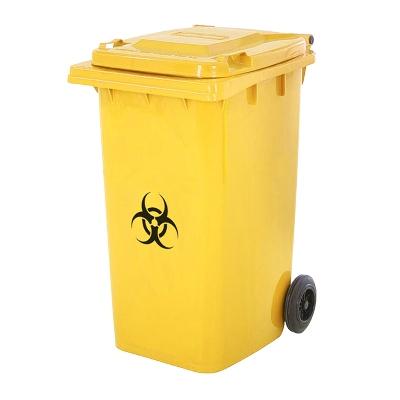 Thùng đựng rác thải nguy hiểm