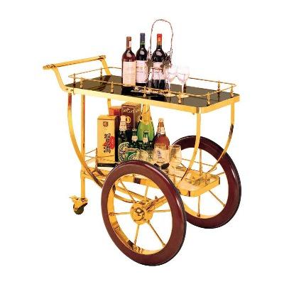 Xe phục vụ rượu cao cấp