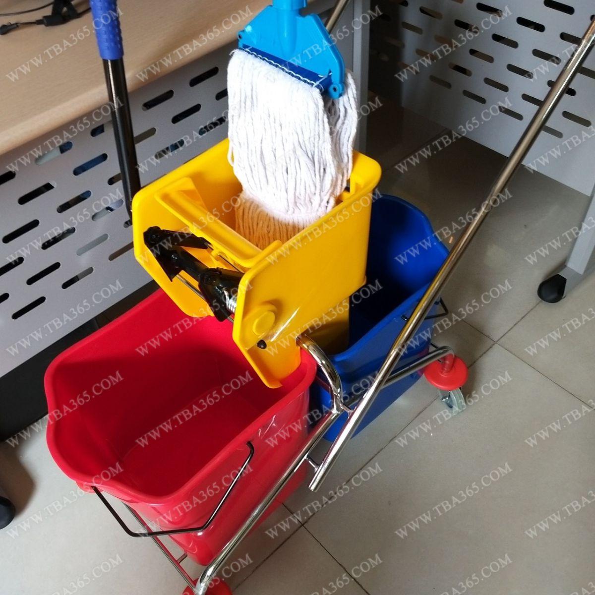 Cây kẹp sử dụng với xe vắt Mop