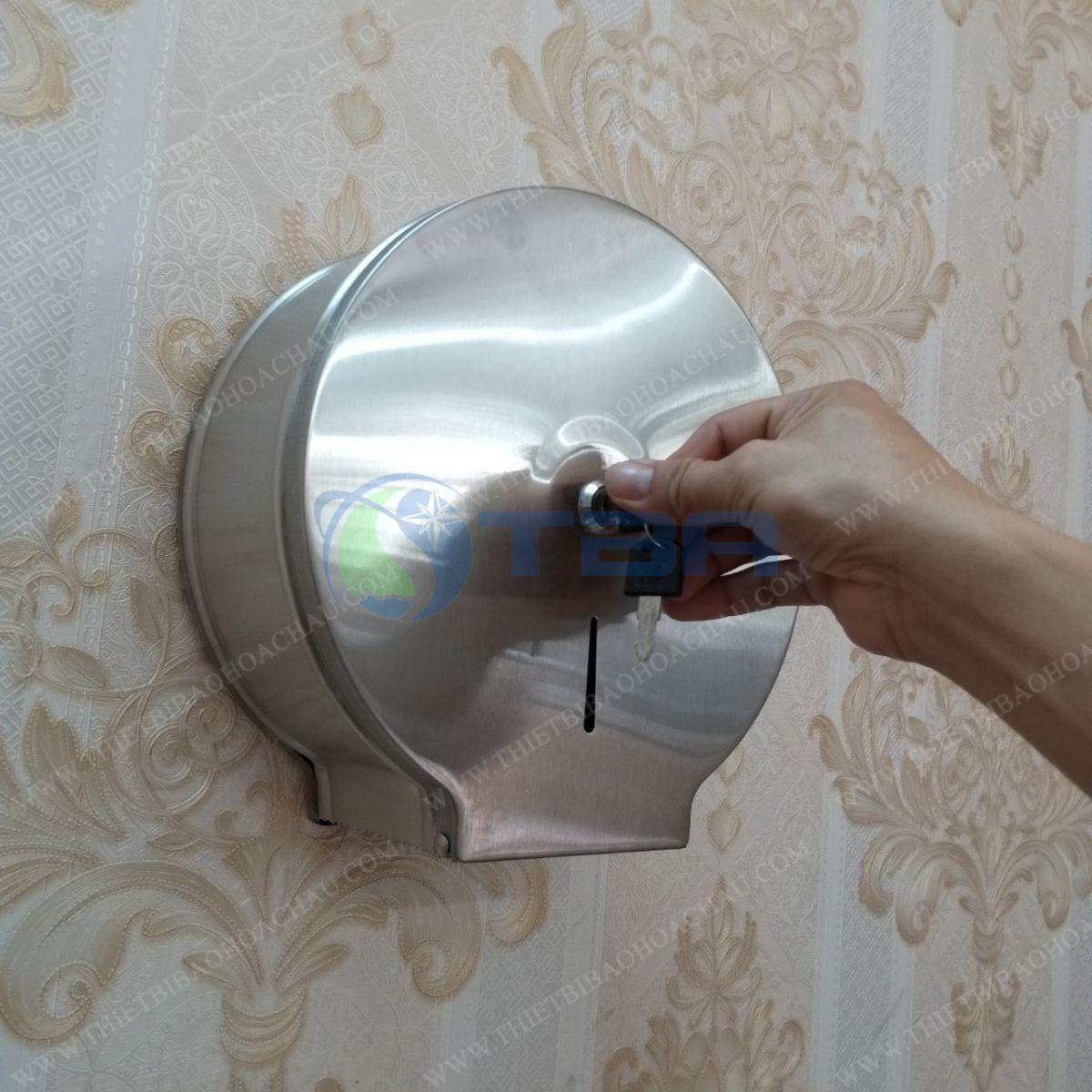 Hộp đựng giấy toilet khách sạn